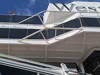 Skycon Rail Window Washing Systems Service Call